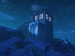 Tardis and Son